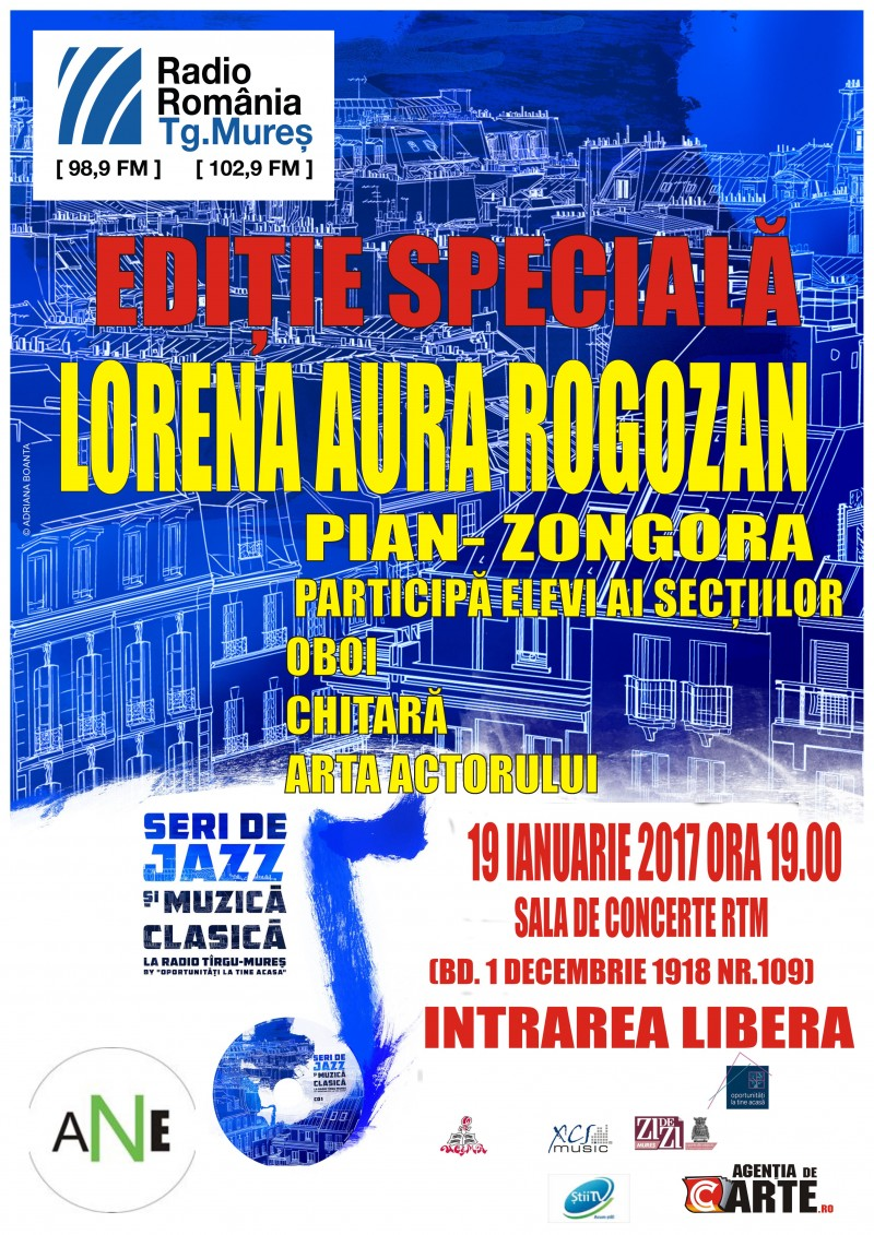 seri de jazz 17 ianuarie 2017