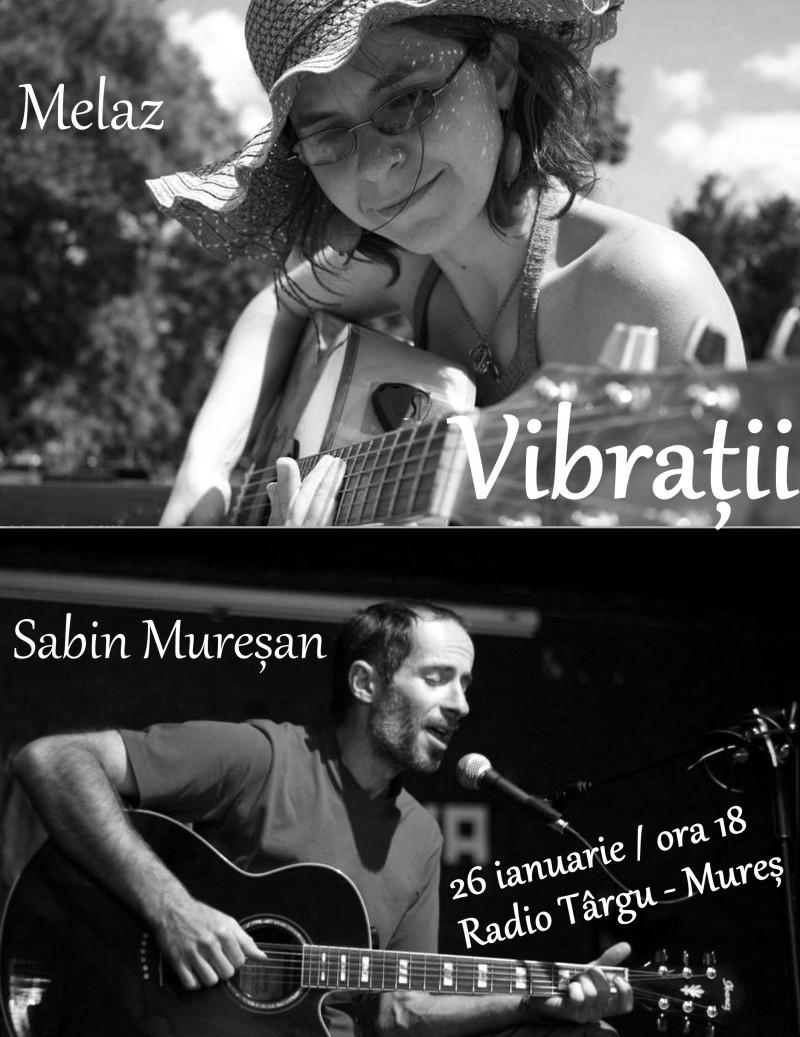 vibratii sabin muresan