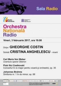 Concert 3 febr afis