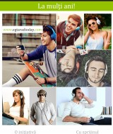 Felicitare - Ziua Mondiala a Radioului