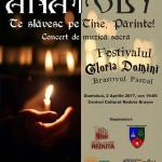 afis concert brasov 2017 cvintet anatoly