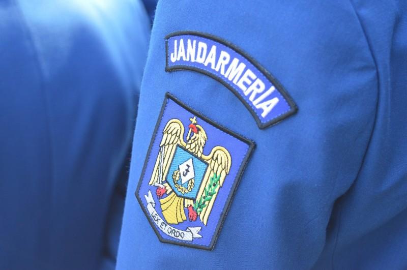 Foto: Inspectoratul de Jandarmi Județean Mureș/Facebook