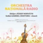 orchestra nationala radio solist gabriel croitoru