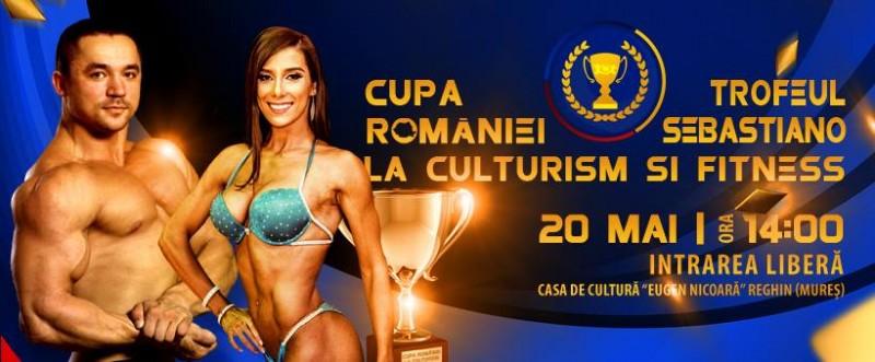 Foto: Federatia Romana de Culturism si Fitness/facebook