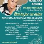 Orchestra de Muzica Populara Radio afis