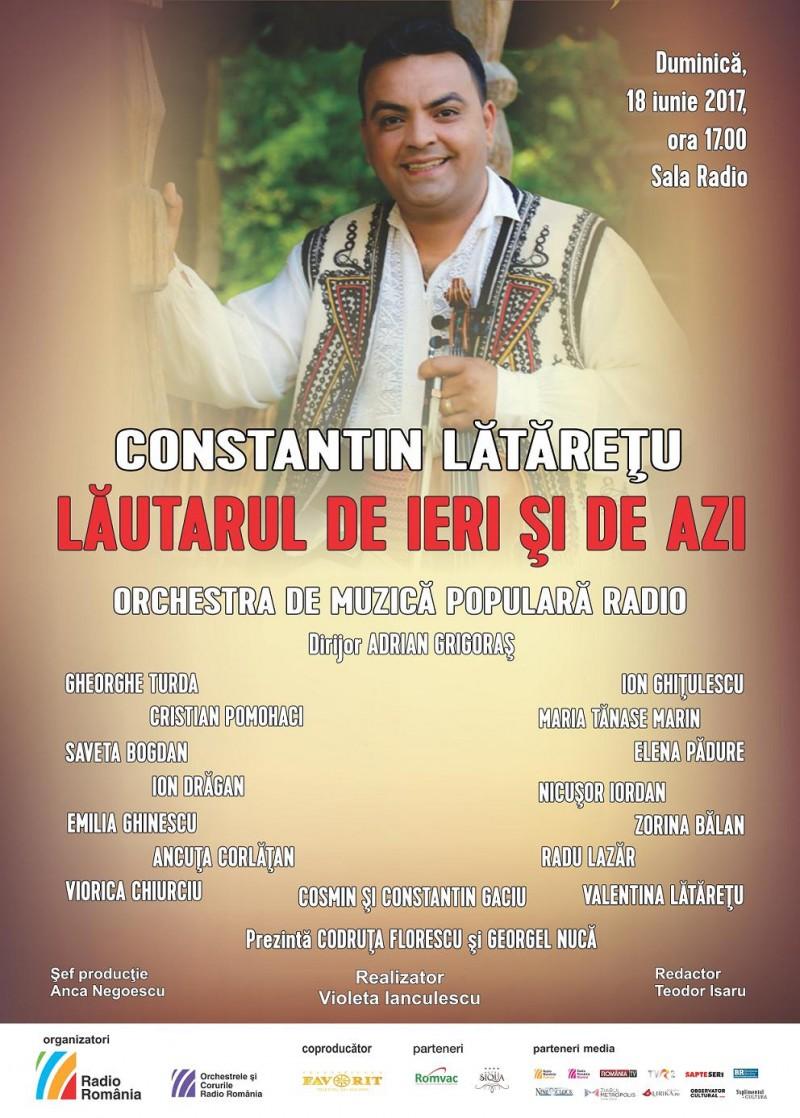 Afis concert 18iun