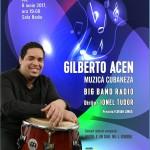 Concert 8iun Big Band afis