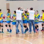 Foto: ASC Corona BRASOV-echipa de handbal feminin/facebook