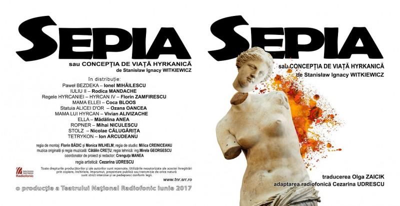 Sepia CD