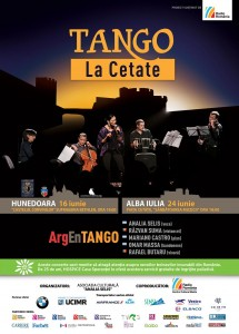 Tango La Cetate afis