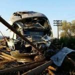 accident tren reghin