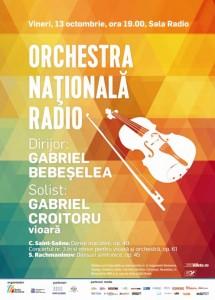 Concert ONR 13oc Afis