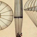 Jacques Garnerin a brevetat parașuta