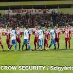 Sepsi OSK Sfântu Gheorghe (facebook.com - Sepsi OSK - Szigyártó Szabolcs - Crow Security)
