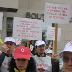 Foto: Federatia Sanitas din Romania/facebook