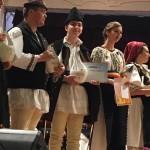 Foto: Cotarla Cosmin -locul 1 la Festivalul Concurs de interpretare a cantecului popular Petre Sabadean