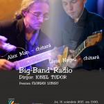 Afis concert Big Band 16 noiembrie