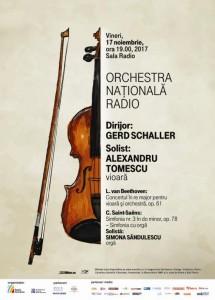 Afis concert ONR 17nov