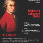 Afis concert 20dec