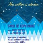 Concert Cor Copii Radio 9dec  afis