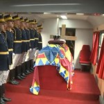 tren regal Regele Mihai
