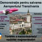 Foto: Facebook.com/ Save Transylvania Airport
