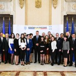 UMF Iohannis Romania la Centenar