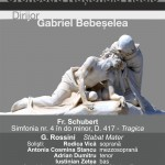 Afis Concert ONR 30 martie