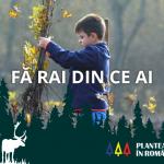 Sursa foto: Facebook Planteaza in Romania