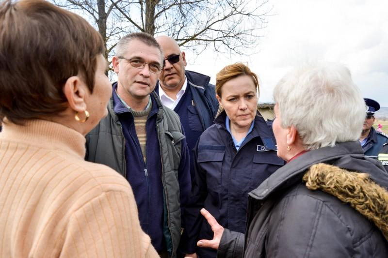 Foto: Ministerul Afacerilor Interne, Romania/facebook