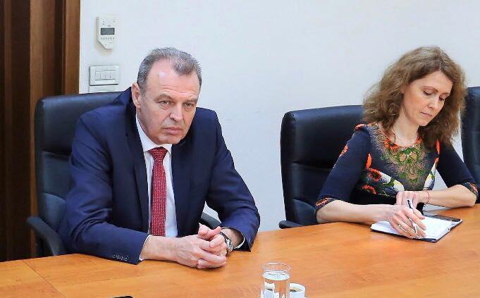 Foto: Ministerul Transporturilor Romania/facebook