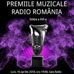 Premii Radio Romania 2018
