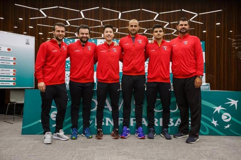 Foto: Romania Davis Cup Team/facebook