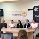 Foto: Rotary Club Brasov/facebook