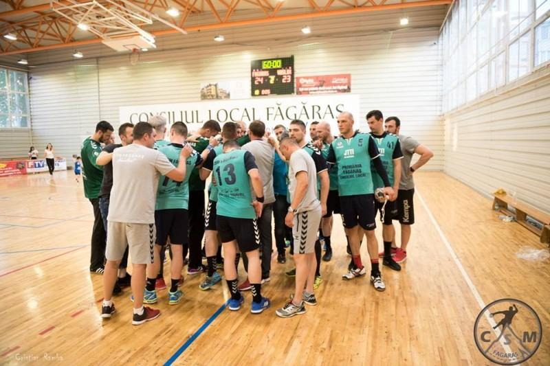 Foto: CSM Făgăraș - Handbal/facebook