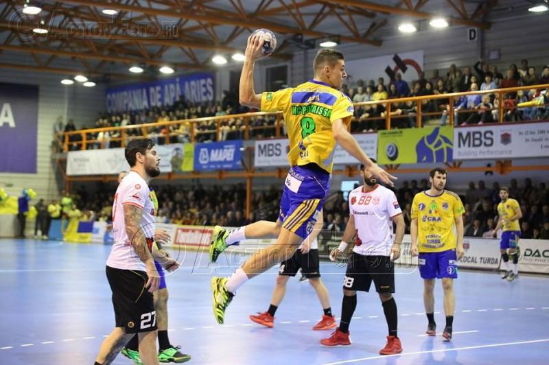 Foto: Mircea Roșca - ActionFoto.ro, by handbalvolei.ro