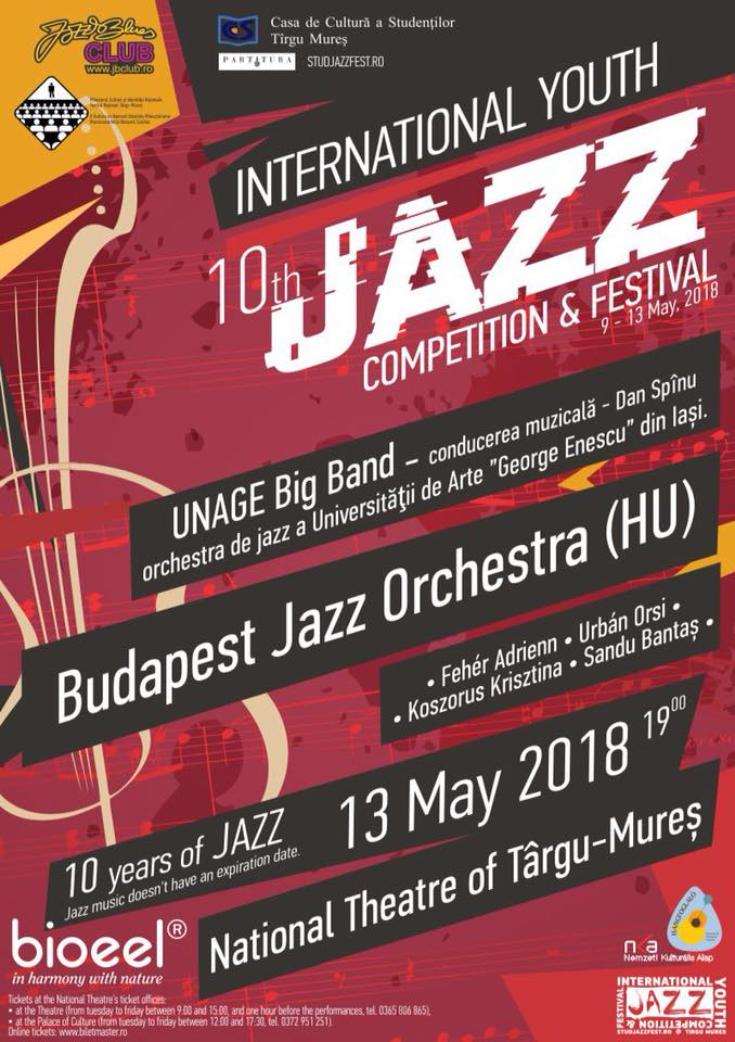 festival jazz tg mures 2018