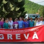 Foto: Sindicatul Sanitas Covasna/facebook