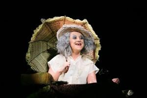 Sursa foto: arhiva actritei/Cristina Ganj (Bristena)