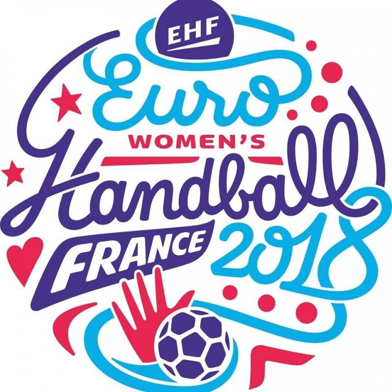 CE handbal feminin EURO 2018 Franţa (facebook.com - EHF EURO) FOTO 1