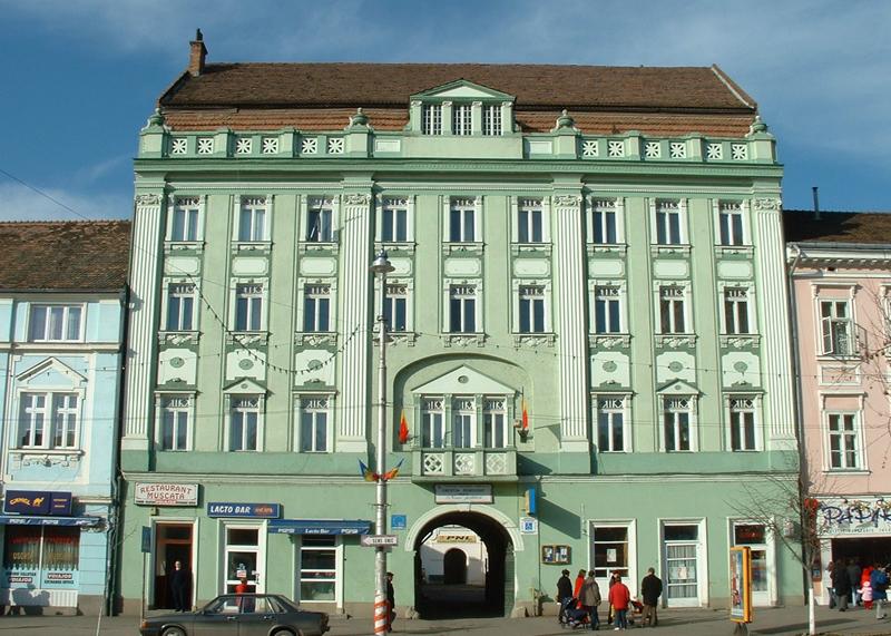 Foto: Enciclopedia Virtuală Maghiară din România