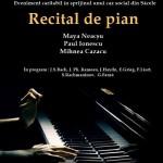 recital pian donatie