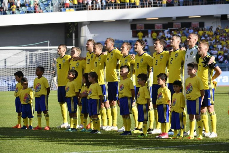 Foto: Unofficial Fanpage - Sweden National Football Team/facebook