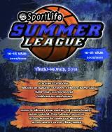 Afiş SportLife Summer League (Vlad Amariei, SportLife România) FOTO 1