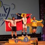 Foto: Federatia Romana de Haltere - Romanian Weightlifting Federation/facebook