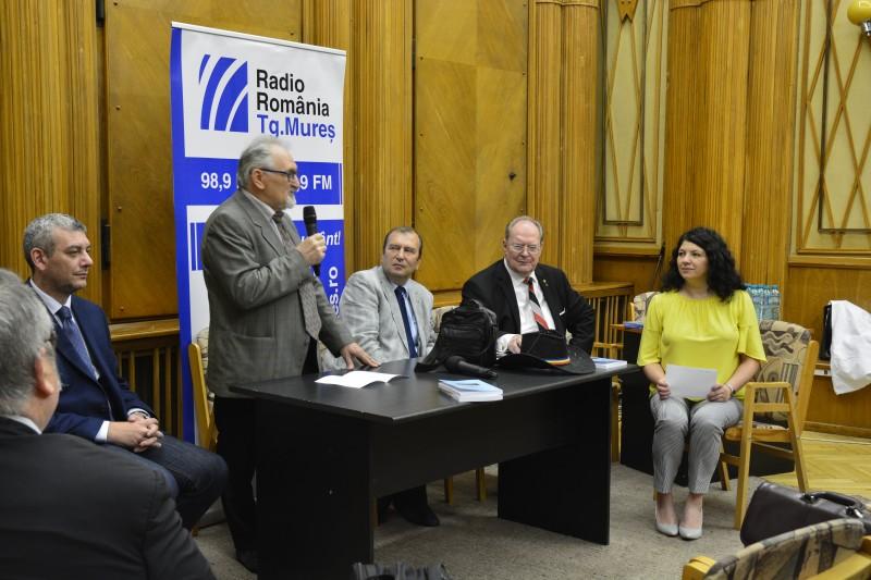 Foto: Radio Tg.Mures/Emanuela Aranyos