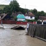 inundatie Vanatori Sighisoara