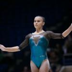 22 august 1995-Diana Bulimar, gimnastă (Foto: Carmen Manda/ romaniangymnast.com)