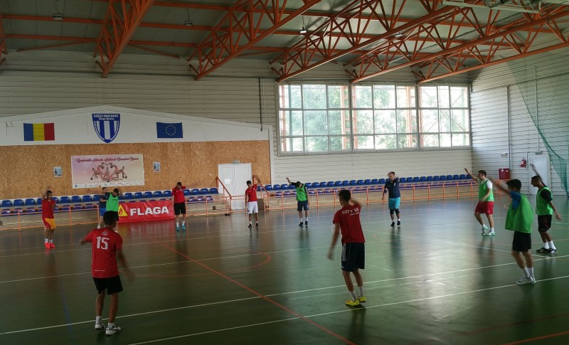 Foto: CSM Tirgu Mures-Futsal/facebook