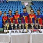 Foto: Federația Română de Tenis de Masă/facebook